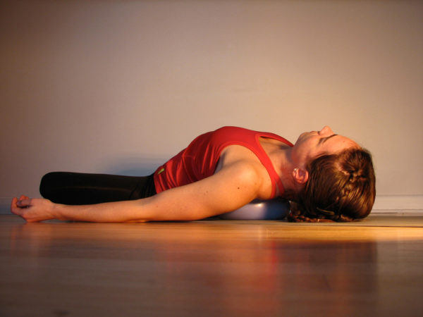Breath & Bliss diaphragme et le système nerveux | Mimi Martel | Yoga Balles | Yogami | Yoga Tune Up®. Lisa Hebert
